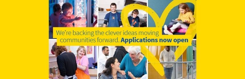The Aviva Community Fund encourages small charities with big ideas