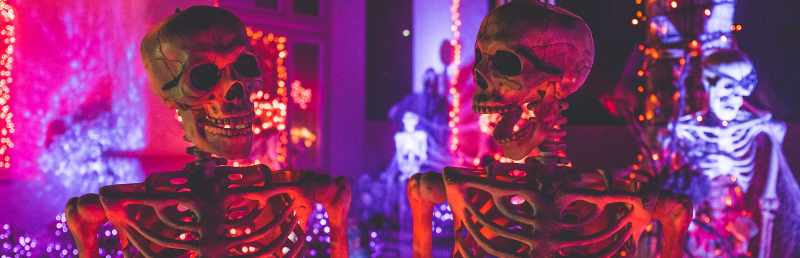 The scariest things facing charities this Halloween