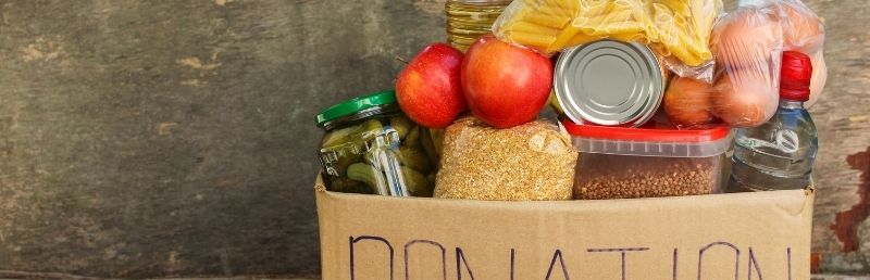 Technology helps charities feed the hungry in lockdown