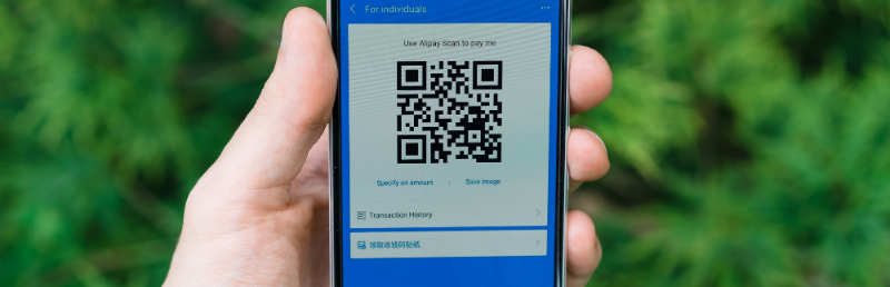 How charities can use QR codes for fundraising