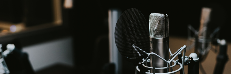 Top tips for building a successful charity podcast