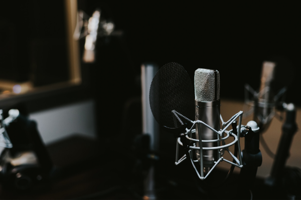 How to build a successful charity podcast