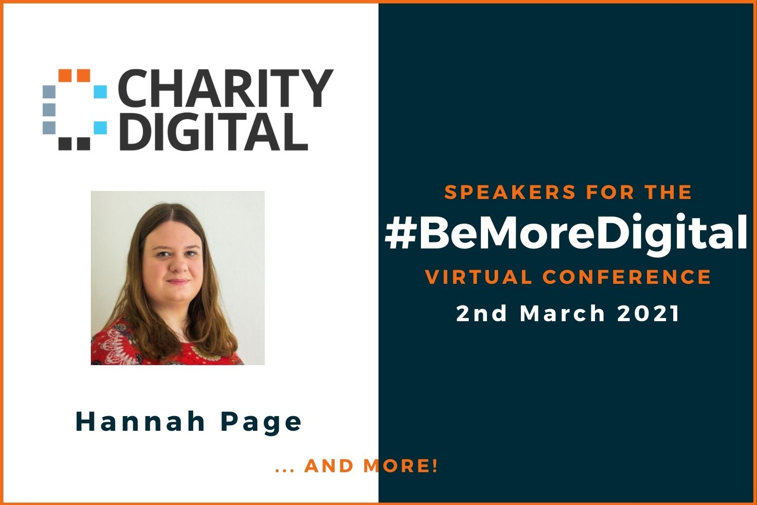 Digital Service Delivery & Operations sessions at the #BeMoreDigital Virtual Conference