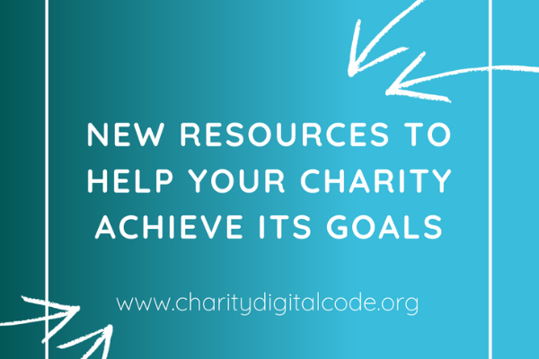 Celebrating the Charity Digital Code of Practice