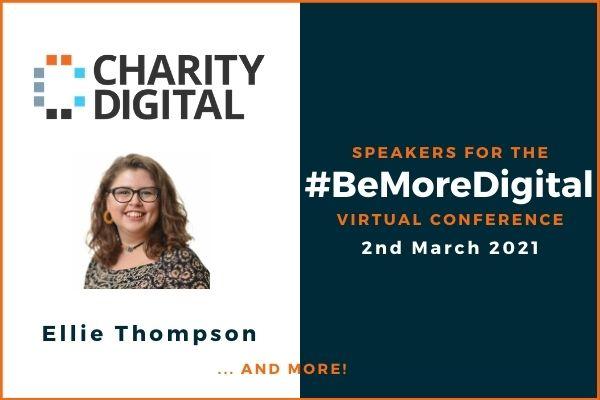 Digital Marketing sessions at the #BeMoreDigital Virtual Conference