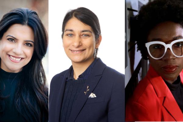 International Women's Day: celebrating charity pioneers