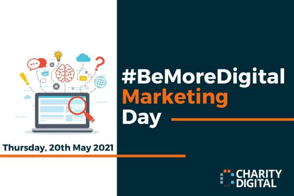 Join us for the #BeMoreDigital Marketing Day
