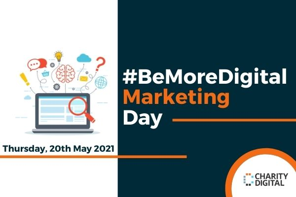 Join us for the #BeMoreDigital Marketing Day