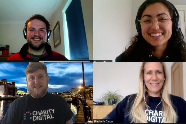 The future of charity social media