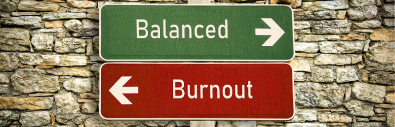 Seven ways to avoid digital burnout