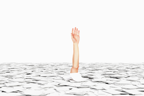 Why your charity should go paperless