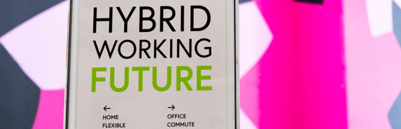Hybrid working: preparing for the future