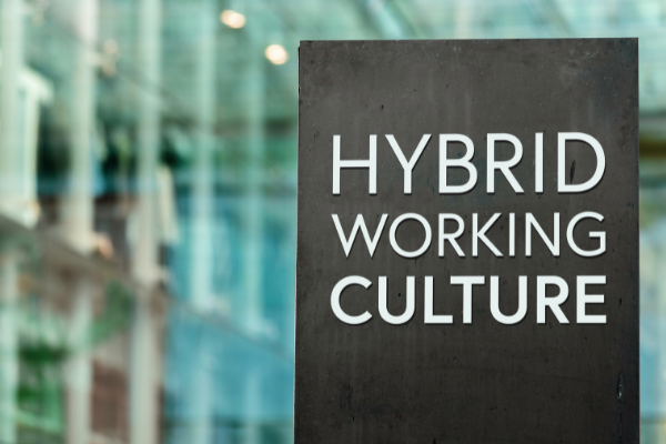 Hybrid working: definitions and first steps