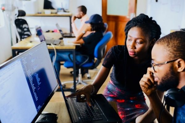 Putting equality at the heart of data