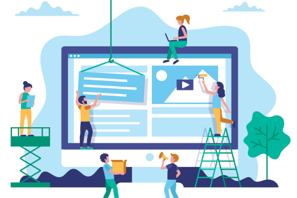 How to structure your charity website