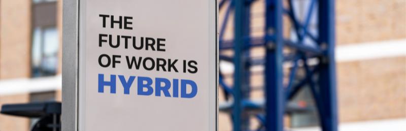 Hybrid working: focussing on mental health