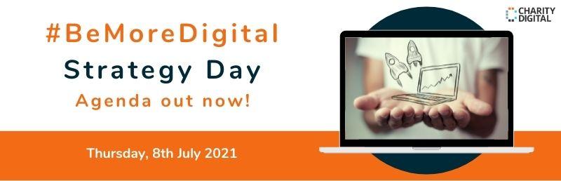 #BeMoreDigital Strategy Day: happening today