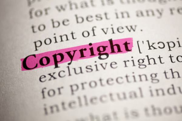 Copyright considerations for digital services