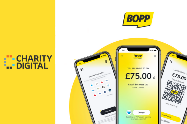 Cost-saving and fuss-free: fundraising tool BOPP joins Charity Digital