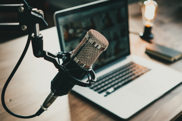 The best podcasts in the charity sector
